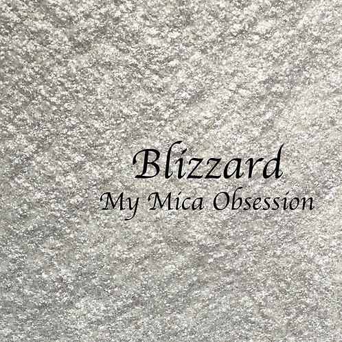 Blizzard Synthetic Mica