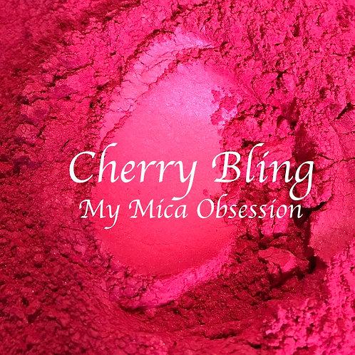 Cherry Bling Mica