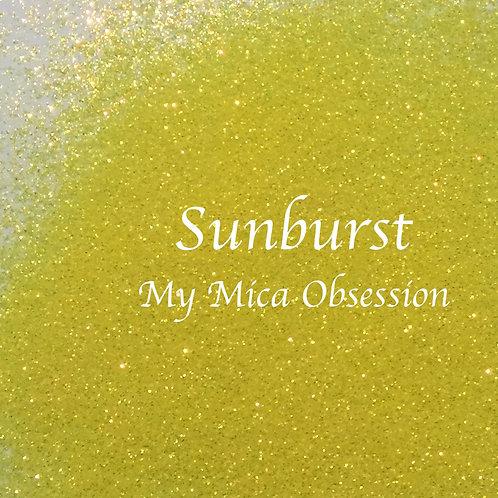 Sunburst - Iridescent Glitter