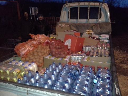 2016, Ajutor umanitar