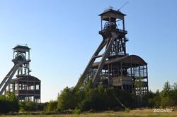 Oude mijntorens Maasmechelen