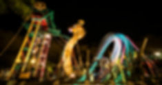 Cobra's Curse at Night