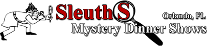Sleuth's Mystery Dinner Show - Child
