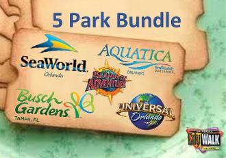 Orlando Bundle Discounts