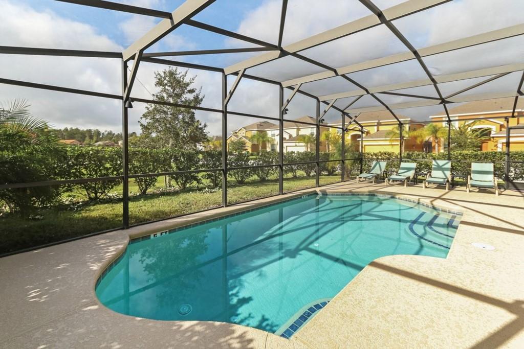 CFRM veranda pool