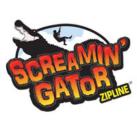 Gatorland Screamin' Zipline - All Ages