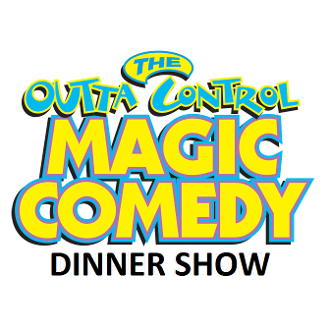 Outta Control Magic Comedy Dinner Show - Adult