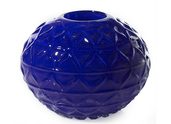 Cobalt Blue Decorative Vase