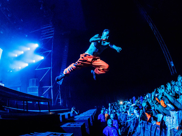 Die Antwoord - We Are Electric Festival 2016