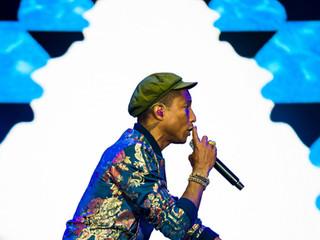 Pharrell Williams  - Pinkpop 2015
