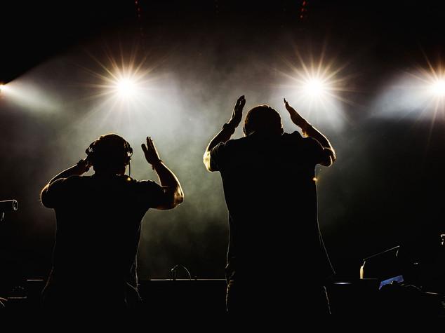 Armin & Hardwell - Amsterdam Music Festival 2017