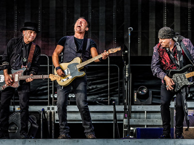 Bruce Springsteen & The E-Street Band - Malieveld 2016