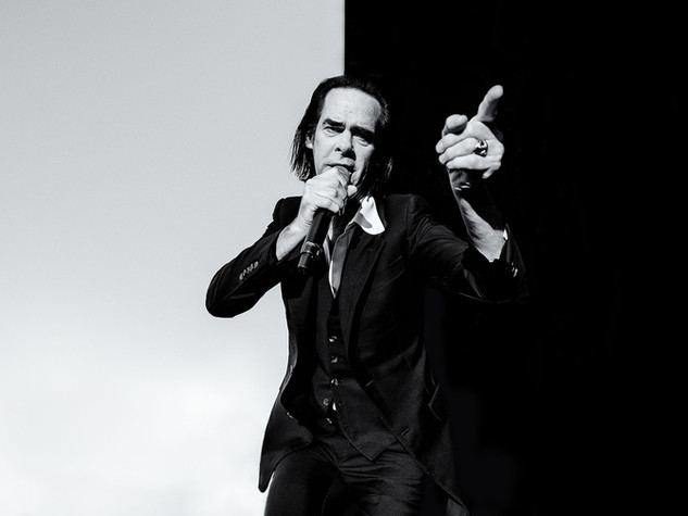 Nick Cave - Down The Rabbit Hole 2018