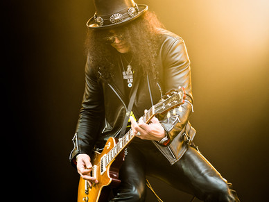 Slash - Pinkpop 2010