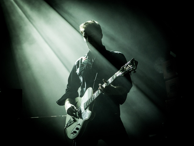 Queens Of The Stone Age - Tivoli 2013