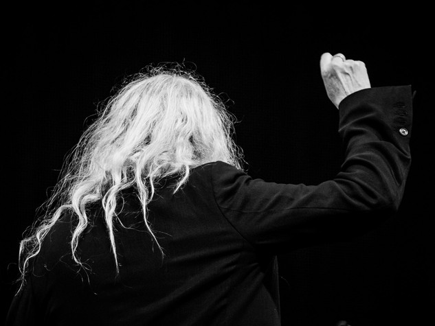 Patti Smith - Lowlands 2018