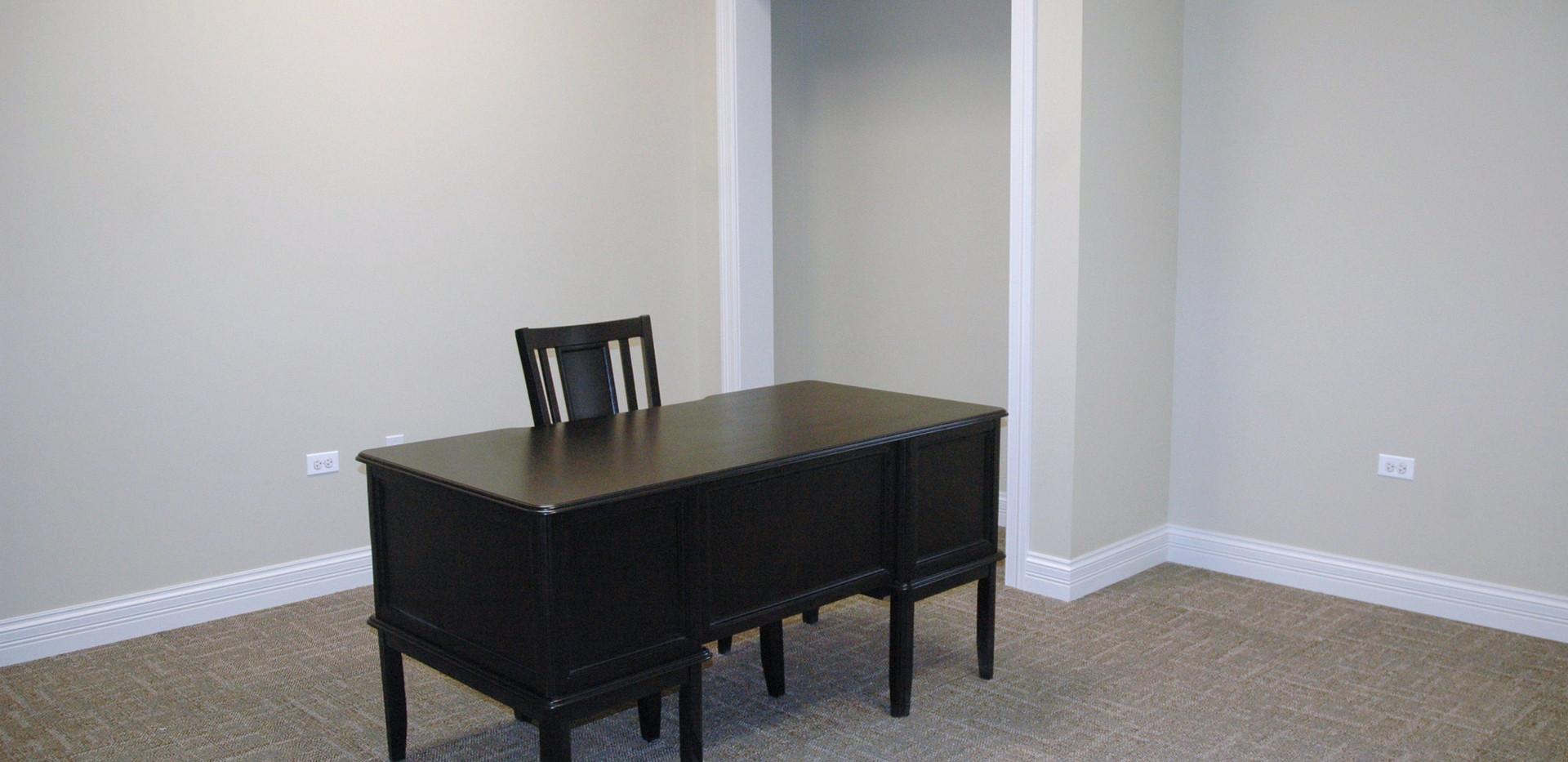 Office Suite Empty
