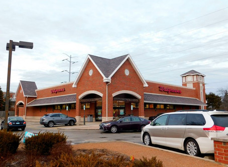Walgreens in Northfield gets a new synthetic roof