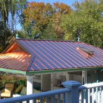 Standing Seam Copper - Lake Forest, IL