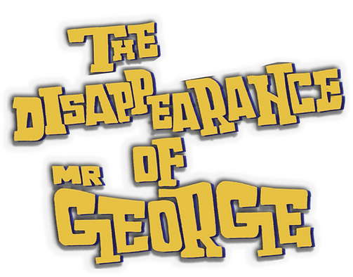 disappearance of mr george logo