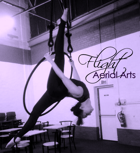 aerial hoop colchester