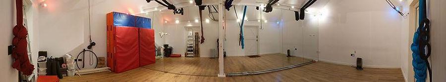 Aerial Circus Studio Colchester England