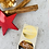 Thumbnail: Sticker •hello Winter gold• 10 Stk.