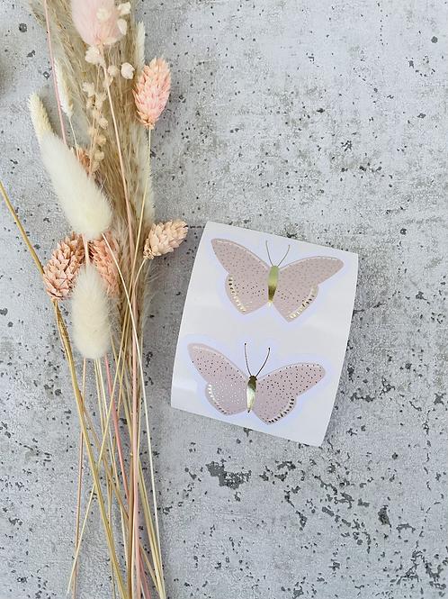 Sticker •Schmetterling • 10 Stk.