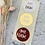 Thumbnail: Sticker •mit Liebe Gold• 10 Stk.