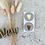 Thumbnail: Sticker •new grey Gold• 10 Stk.