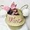 Thumbnail: Seegraskorb Boho Stil