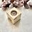 Thumbnail: Sternenkind Erinnerung Trauerwürfel Lotusblüte