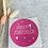Thumbnail: Sticker •Vorsicht zerbrechlich• 10 Stk.