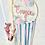 Thumbnail: Traumfänger mit Stickerei Enya