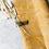 Thumbnail: Geschenkpapier  50x300cm Senfgelb