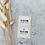 Thumbnail: Sticker •Vielen Dank • 10 Stück