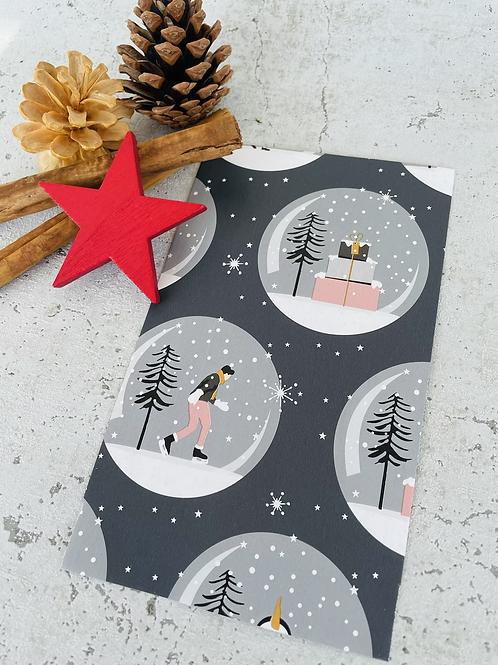 Papier Taschen  •winterwonderland• 10 Stk