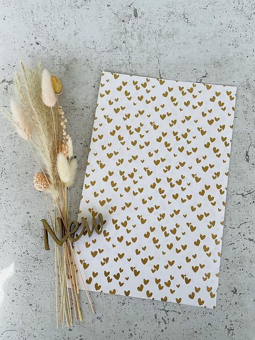 Papier Taschen •Herzchen• 10 Stk