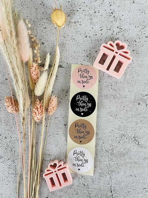 Sticker •pretty • 10 Stück