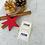 Thumbnail: Sticker •Frohe Weihnachten gold• 10 Stk.