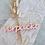 Thumbnail: Seidenpapier Blätter Gold 50x70cm