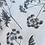 Thumbnail: Seidenpapier •Black Flowers•