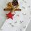 Thumbnail: Seidenpapier •Weihnachtsbaum gold•