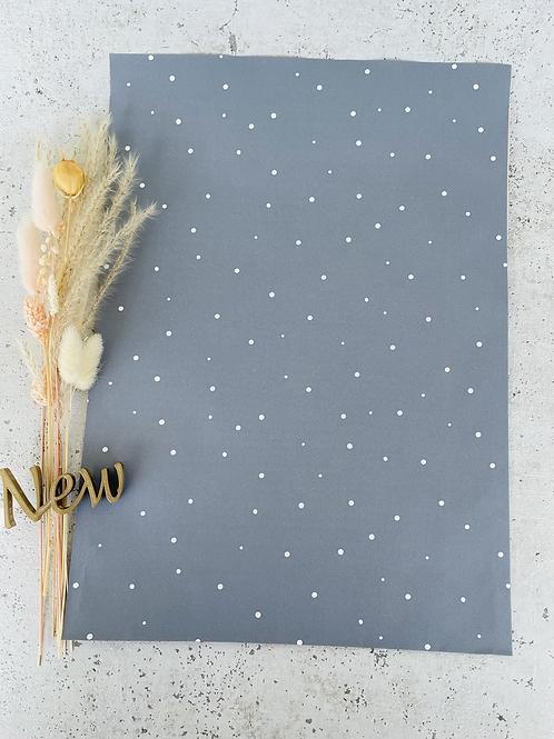 Papier Taschen XXL •blue dots•