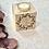 Thumbnail: Taufkerze - Taufwürfel für Taufe
