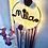 Thumbnail: Traumfänger mit Stickerei Mila