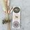 Thumbnail:  Sticker •mit Goldmetallic Waldtiere• 10 Stk.