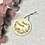 Thumbnail:  Namensschild Türschild Blumenkranz Boho Stil