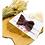 Thumbnail: Haarband mit Schleife Cord altrosa