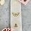 Thumbnail: Sticker •Goldene Insekten• trio 10 Stk.
